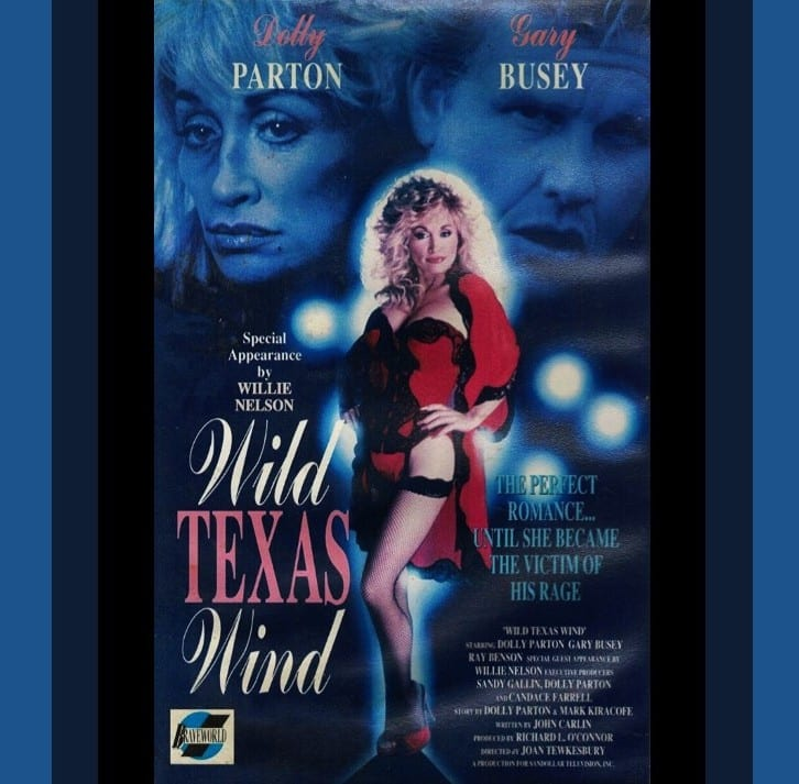 Wild Texas Wind - Original T.V. Movie (Dolly Parton) (1991) DVD 8