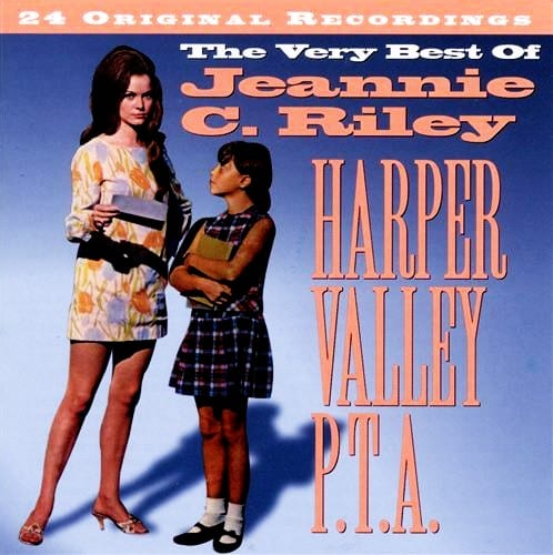 Jeannie C. Riley - Harper Valley P.T.A. The Very Best Of Jeannie C. Riley (24 Original Recordings) (1999) CD 7