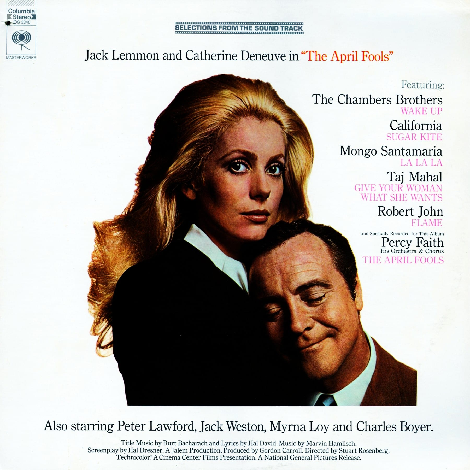 The April Fools - Original Soundtrack (1969) CD 9