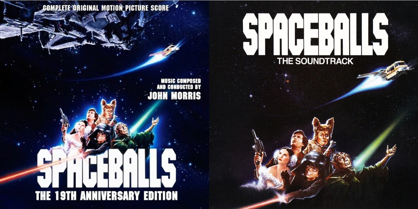 Spaceballs - Original Soundtrack + Score (The 19th Anniversary Edition) (EXPANDED EDITION)(1987 / 2006) 2 CD SET 6
