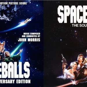 Spaceballs - Original Soundtrack + Score (The 19th Anniversary Edition) (EXPANDED EDITION)(1987 / 2006) 2 CD SET 5