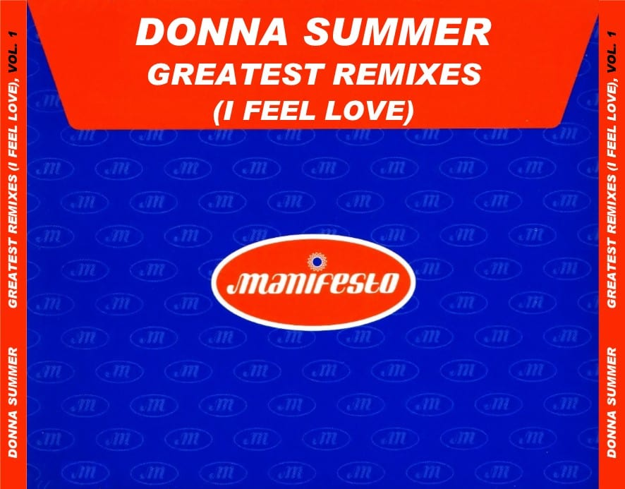Donna Summer - Greatest Remixes (I Feel Love) (EXPANDED EDITION) (2020) 5 CD SET 3