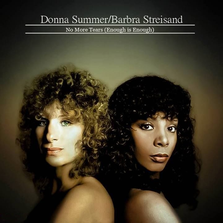 Barbra Streisand & Donna Summer - No More Tears (Enough Is Enough) (EXPANDED EDITION) (1979) 4 CD SET 8