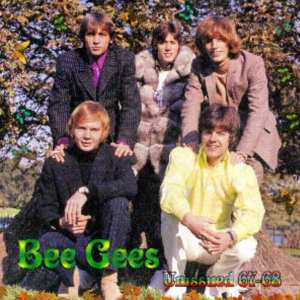 Bee Gees - Unissued '67 - '68 (2013) CD 56