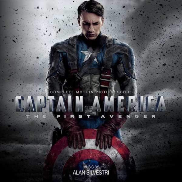 Captain America The First Avenger - Complete Motion Picture Score (2011) 2 CD SET 1