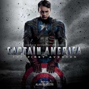 Captain America The First Avenger - Complete Motion Picture Score (2011) 2 CD SET 75