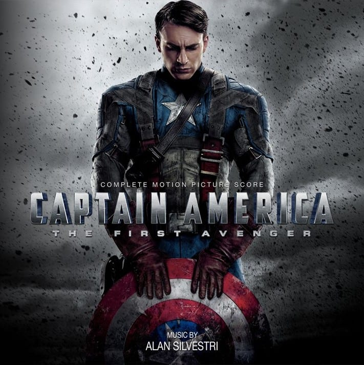 Captain America The First Avenger - Complete Motion Picture Score (2011) 2 CD SET 7