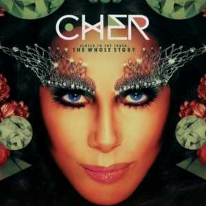 Cher - Closer To The Truth The Whole Story (2016) 2 DVD + 1 CD SET 94