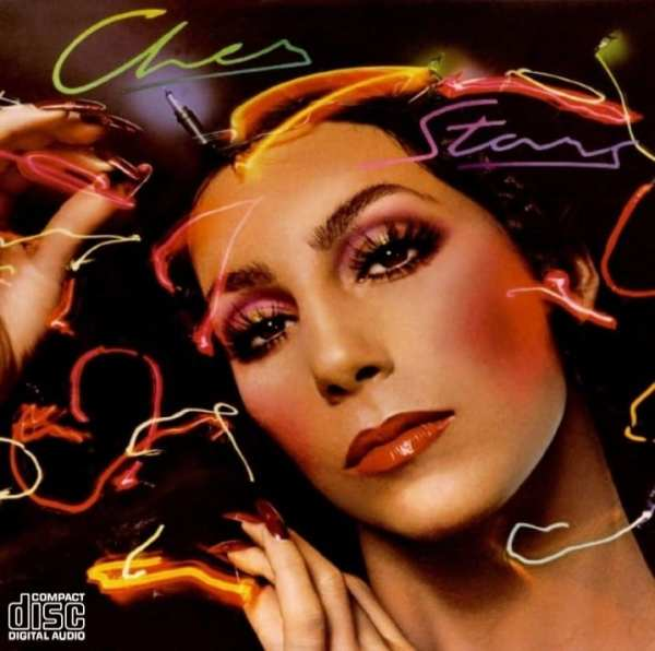 """Cher - Stars + """"The Cher Show"""" (EXPANDED EDITION) (1975) 2 CD SET 1"""