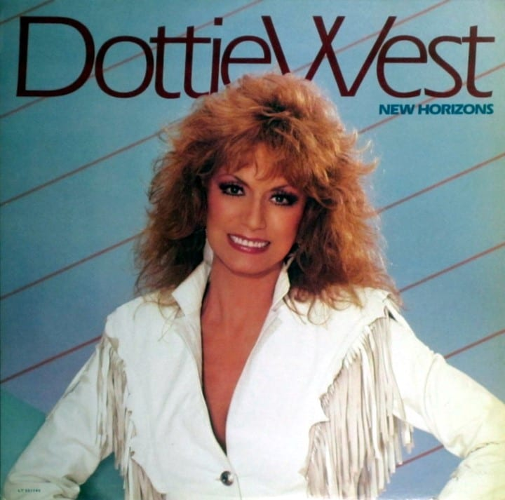 Dottie West - New Horizons (1983) CD 7