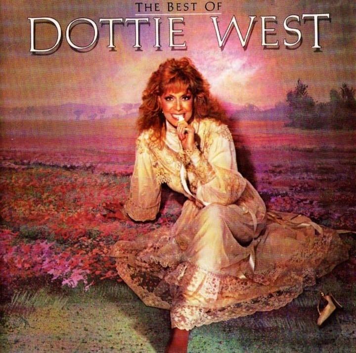 Dottie West - The Best Of Dottie West (1984) CD 8