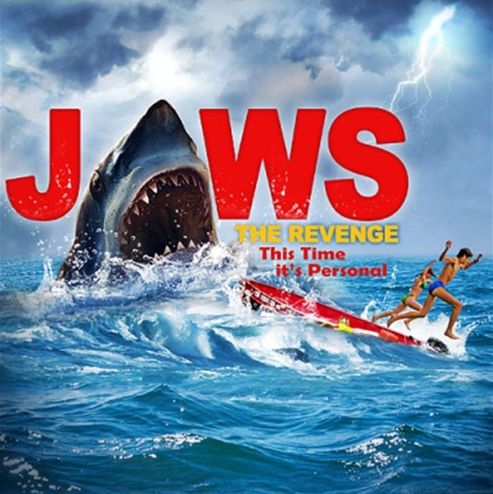 Jaws 4: The Revenge - Original Score (EXPANDED EDITION) (1997) CD 8