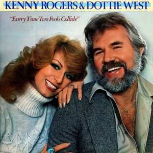 Kenny Rogers & Dottie West - Every Time Two Fools Collide (SPAIN EDITION) (1979) 2 CD SET 77