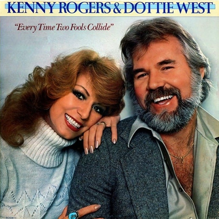 Kenny Rogers & Dottie West - Every Time Two Fools Collide (SPAIN EDITION) (1979) 2 CD SET 5