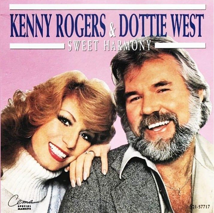 Kenny Rogers & Dottie West - Sweet Harmony (1992) CD 9