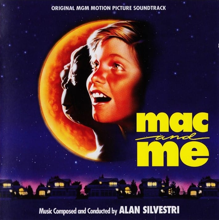 Mac and Me - Original Soundtrack (EXPANDED EDITION) (1988 2014) CD 7