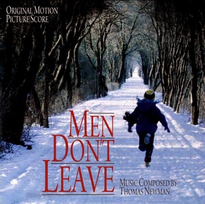 Men Don't Leave - Original Soundtrack (1990) CD 3
