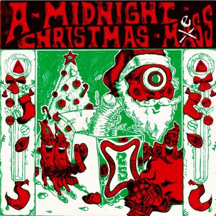 Midnight Records - A Midnight Christmas Mess (1984) CD 3