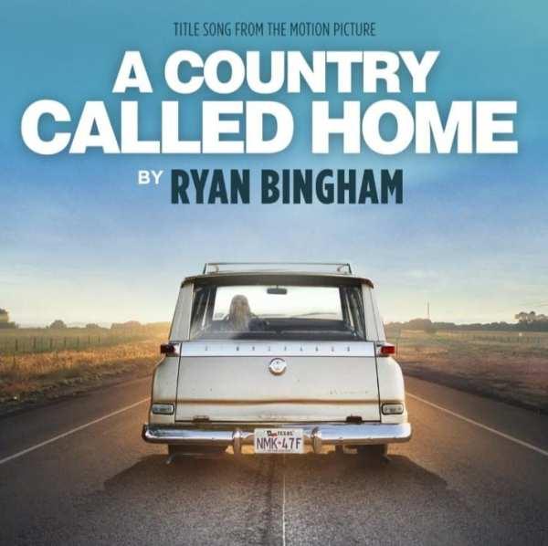 Ryan Bingham - A Country Called Home (CD SINGLE) (2015) CD 1
