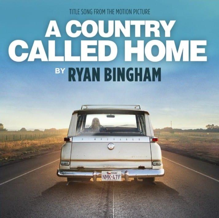 Ryan Bingham - A Country Called Home (CD SINGLE) (2015) CD 8