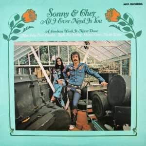 Sonny & Cher - All I Ever Need Is You (EXPANDED EDITION) (1971) CD 18