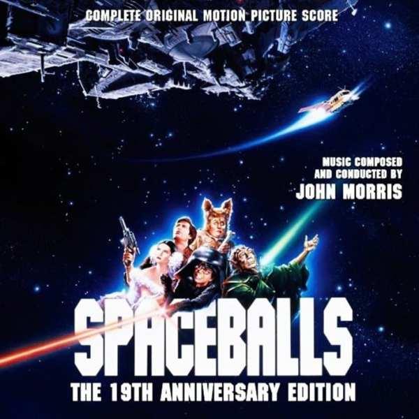 Spaceballs - Complete Original Motion Picture Score (The 19th Anniversary Edition) (1987 / 2012) CD 1