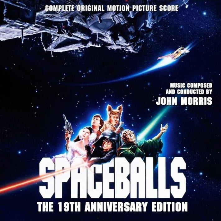 Spaceballs - Original Soundtrack (EXPANDED EDITION) (1987) CD 7
