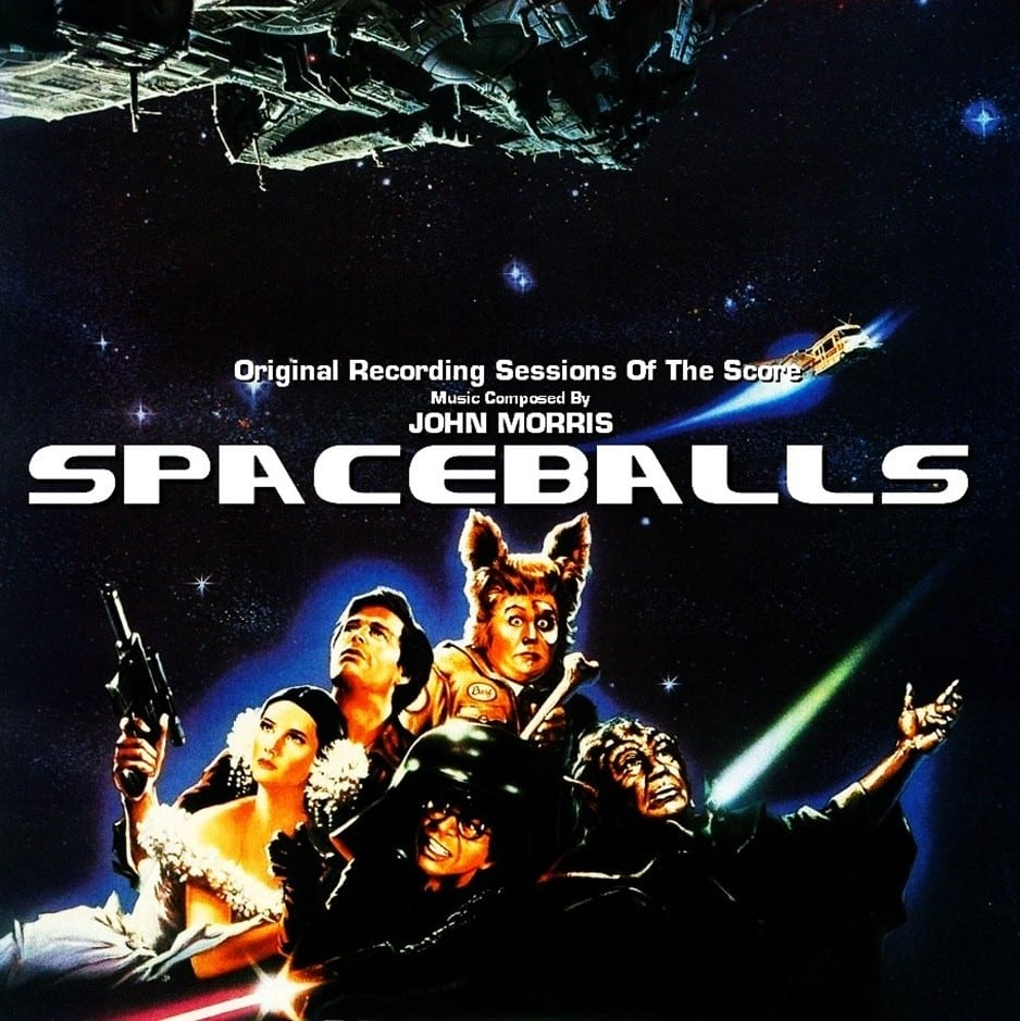 Spaceballs - Original Soundtrack + Score (The 19th Anniversary Edition) (EXPANDED EDITION)(1987 / 2006) 2 CD SET 9