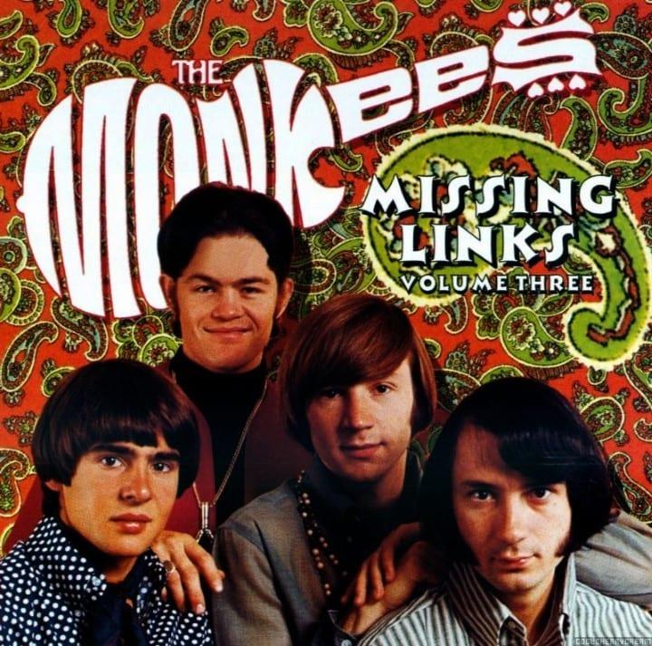 The Monkees - Missing Links Volume 3 (1996) CD 8