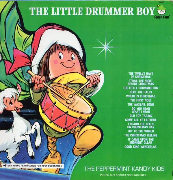 The Peppermint Kandy Kids - The Little Drummer Boy (Version 1) (1971) CD 1