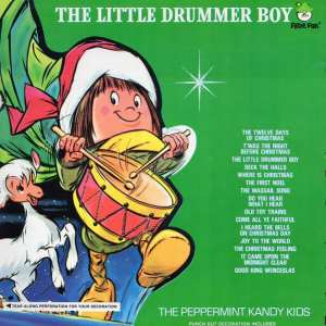 The Peppermint Kandy Kids - The Little Drummer Boy (Version 1) (1971) CD 32