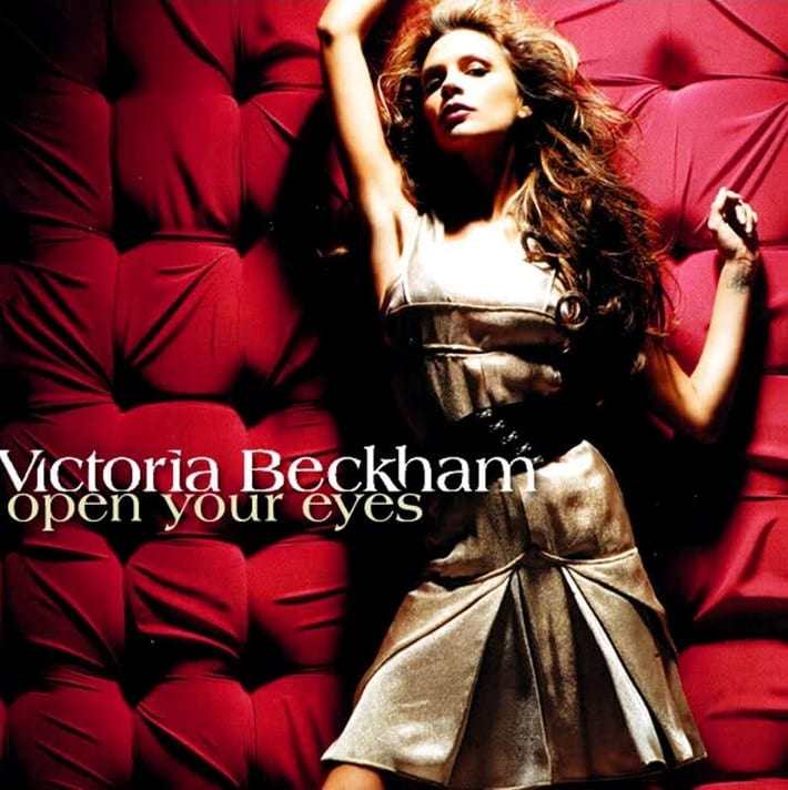 Victoria Beckham - Open Your Eyes (UNRELEASED ALBUM) (EXPANDED EDITION) (2003) CD 8
