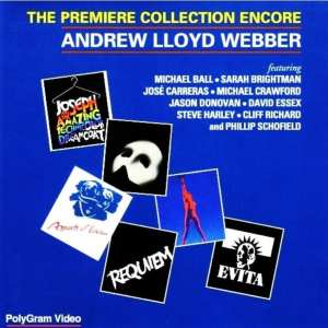 Andrew Lloyd Webber - The Premiere Collection Encore (1993) DVD 8