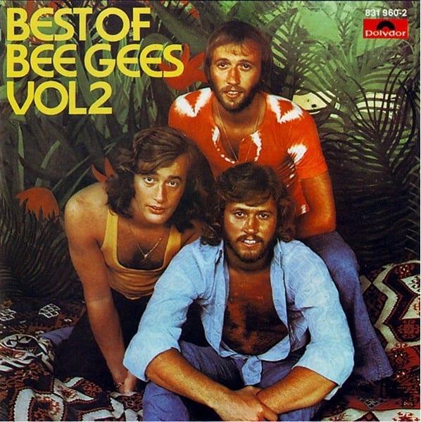The Bee Gees - Best Of Bee Gees Vol. 2 (1973) CD 10