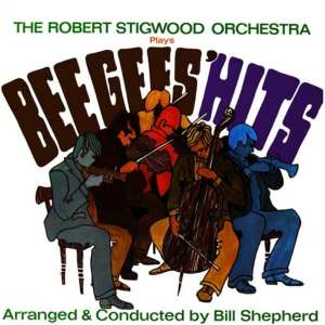 Bill Shepherd & The Robert Stigwood Orchestra  ‎– Plays Bee Gees' Hits (+ BONUS TRACK) (1968) CD 12