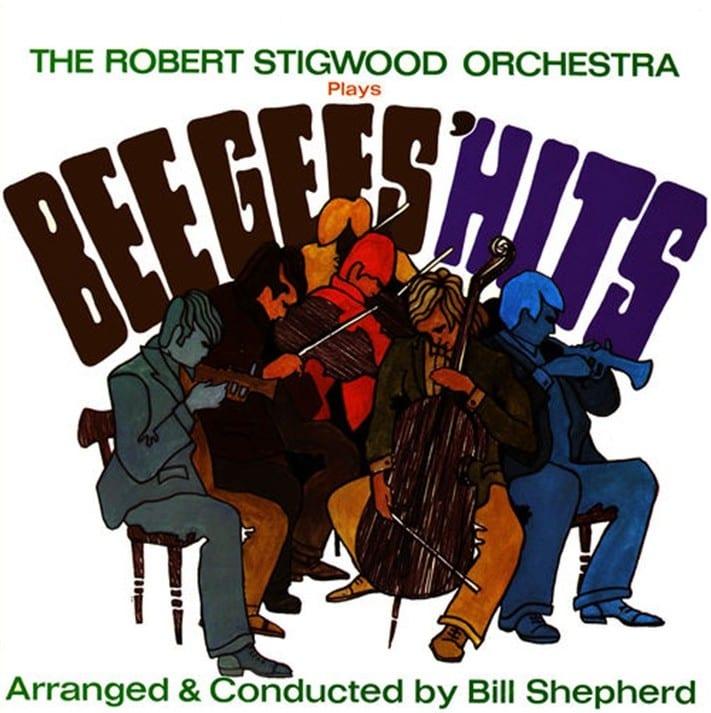Bill Shepherd & The Robert Stigwood Orchestra – Plays Bee Gees' Hits (+ BONUS TRACK) (1968) CD 10