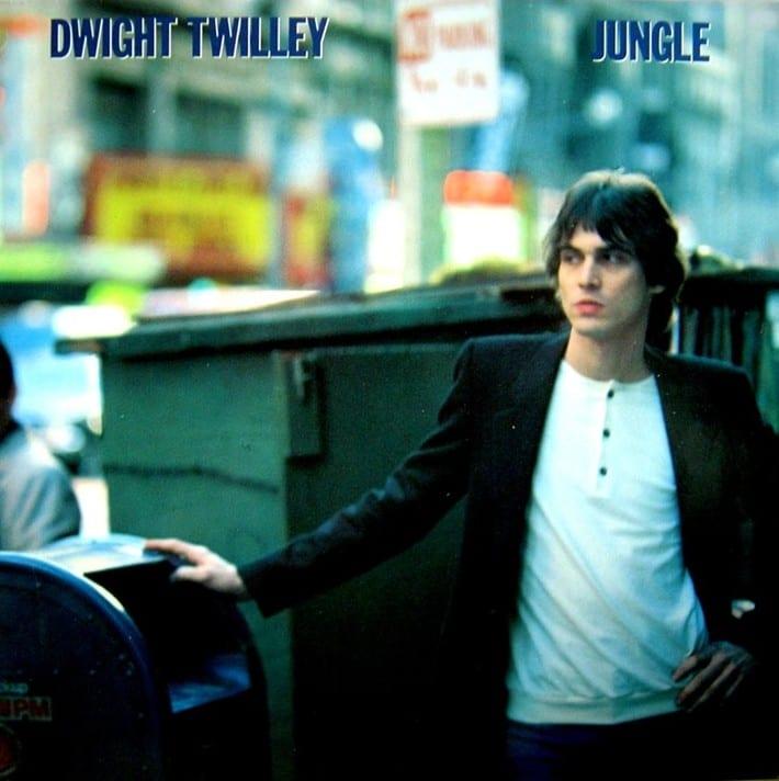 Dwight Twilley - Jungle (1984) CD 8