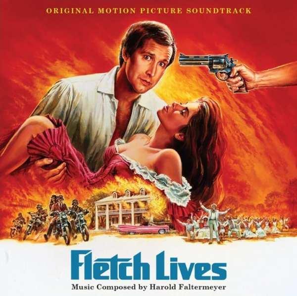 Fletch Lives - Original Soundtrack (EXPANDED EDITION) (1989) CD 1