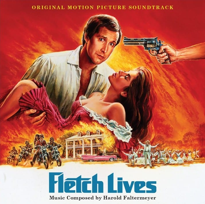 Fletch Lives - Original Soundtrack (EXPANDED EDITION) (1989) CD 7
