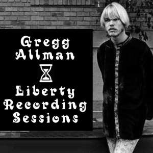 Gregg Allman - Liberty Recording Sessions (1969) CD 70