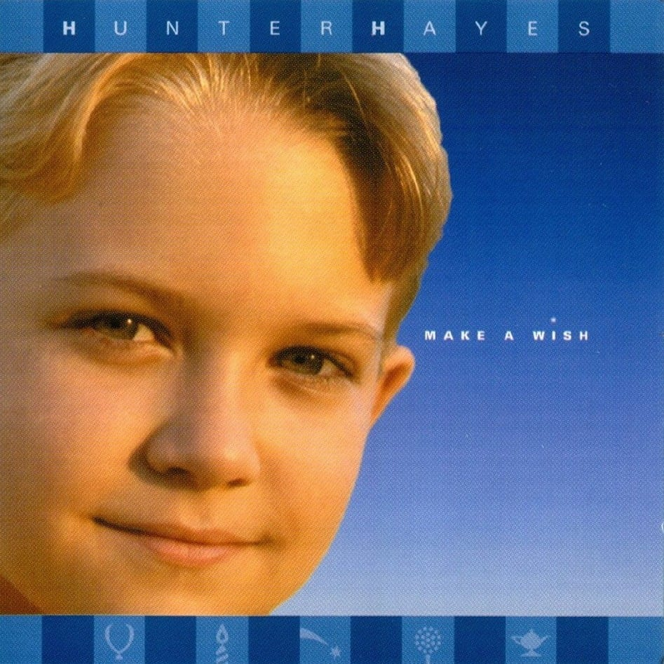 Hunter Hayes - Make a Wish (2001) CD 8