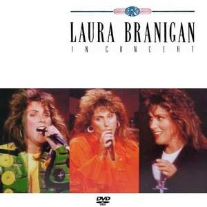 Laura Branigan - In Concert (1990) DVD 90