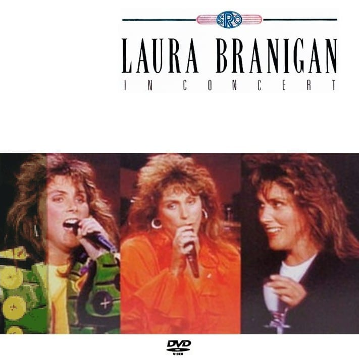 Laura Branigan - In Concert (1990) DVD 6