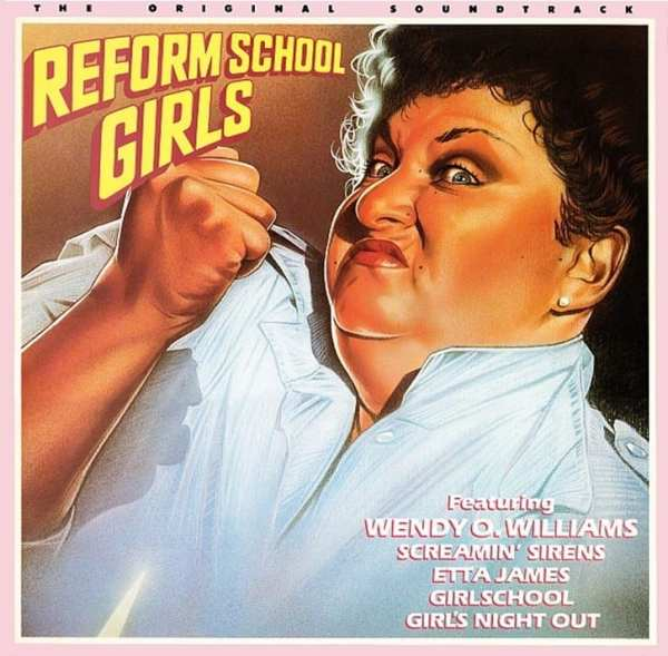 Reform School Girls - Original Soundtrack (1986) CD 1