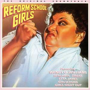 Reform School Girls - Original Soundtrack (1986) CD 4