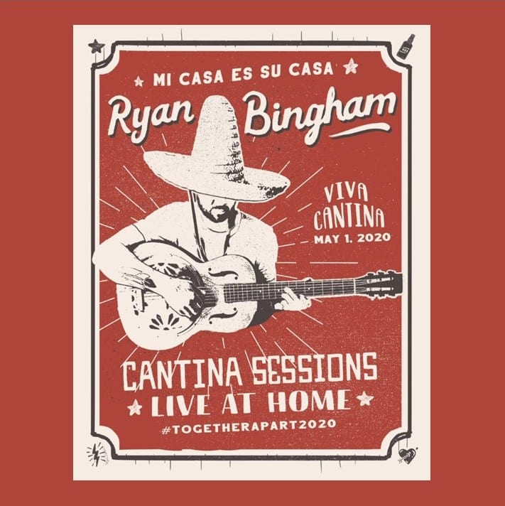 Ryan Bingham - Cantina Session Live At Home (EXPANDED EDITION) (2020) 2 CD SET 10