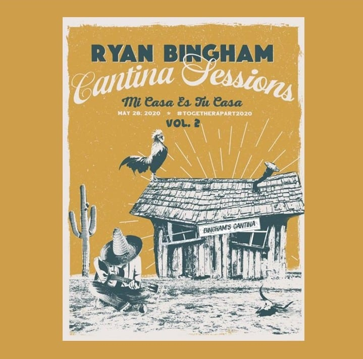 Ryan Bingham - Cantina Sessions Live At Home, Vol. 2 (EXPANDED EDITION) (2020) 2 CD SET 9