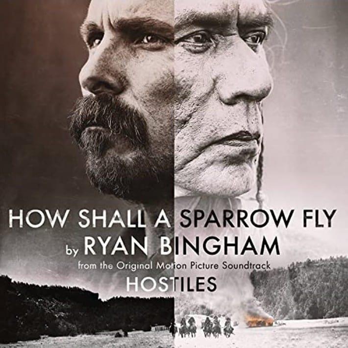 Ryan Bingham - How Shall A Sparrow Fly (Theme From Hostiles) (CD SINGLE) (2018) CD 8