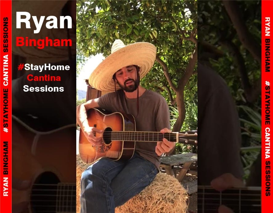 Ryan Bingham - #StayHome Cantina Sessions (2020) 3 CD SET 8