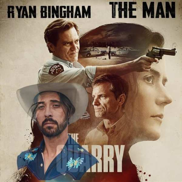 Ryan Bingham - The Man (From The Quarry Original Motion Picture Soundtrack) (CD SINGLE) (2020) CD 1